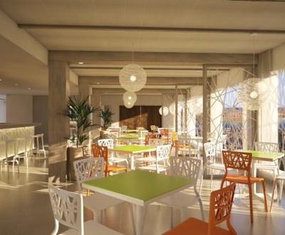 Bar SmartLine Anba Romani